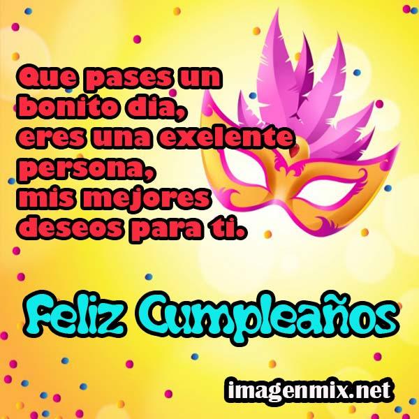 Imágenes de Cumpleaños Feliz « Felicitaciones de Cumpleaños