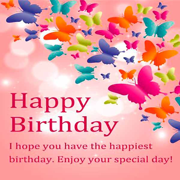 Happy Birthday Wishes Pictures, Photos, Images, and Pics 🎁