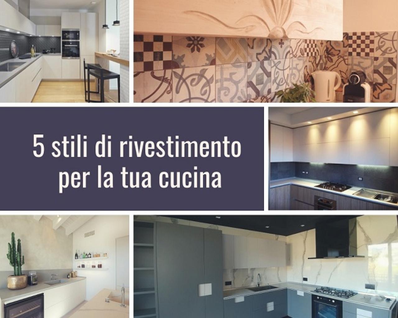 Rivestimento cucina vintage design solution contract furniture