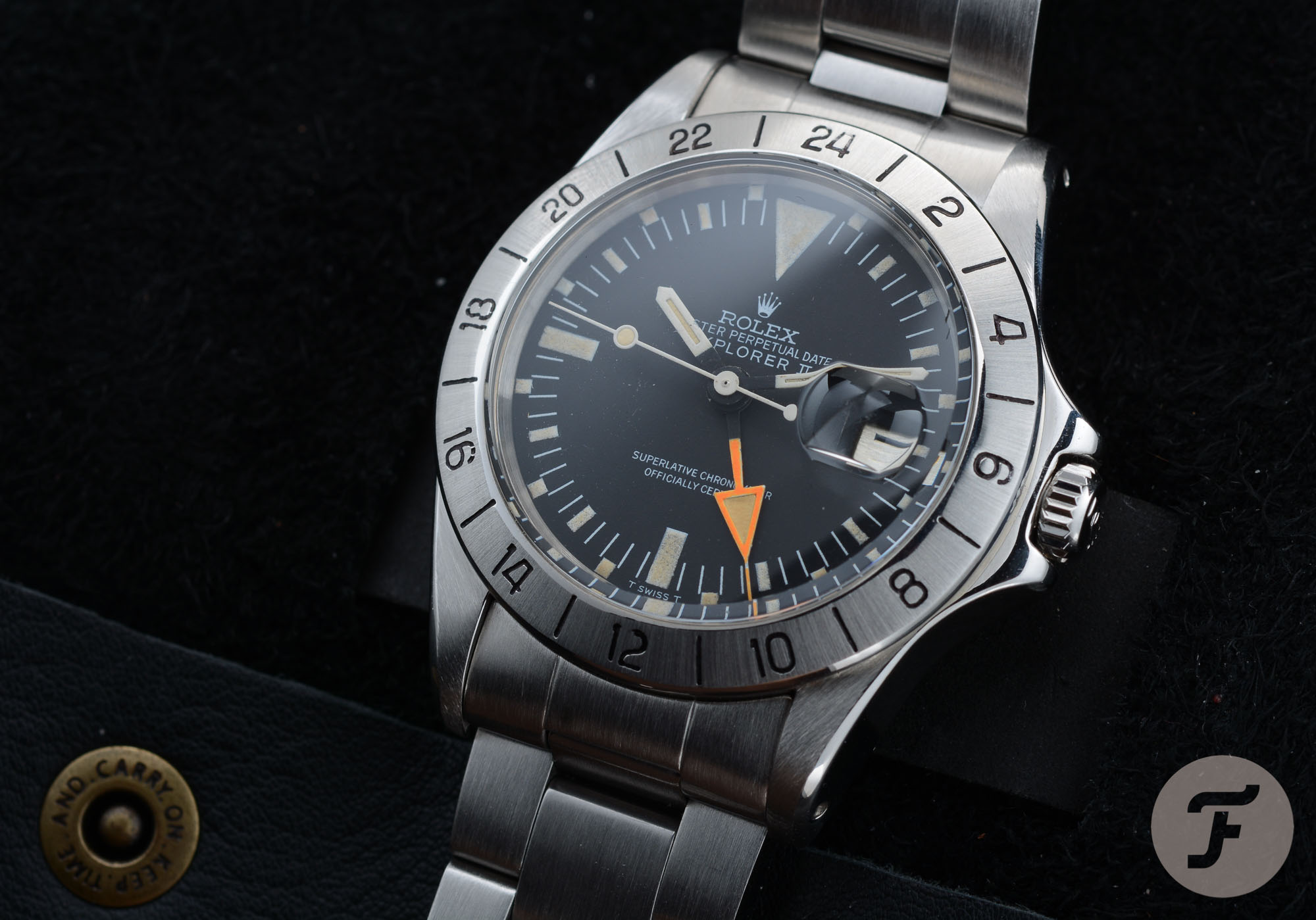 Rolex Explorer The Ultimate Sports Rolex The Explorer Ii Reference 1655