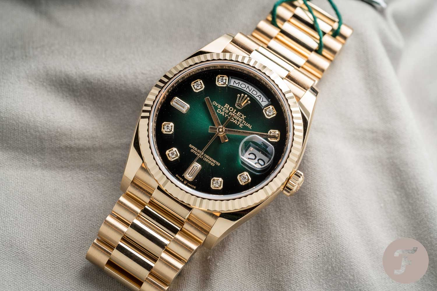 Rolex Daydate Hot Take The New Rolex Day Date 36 Variations