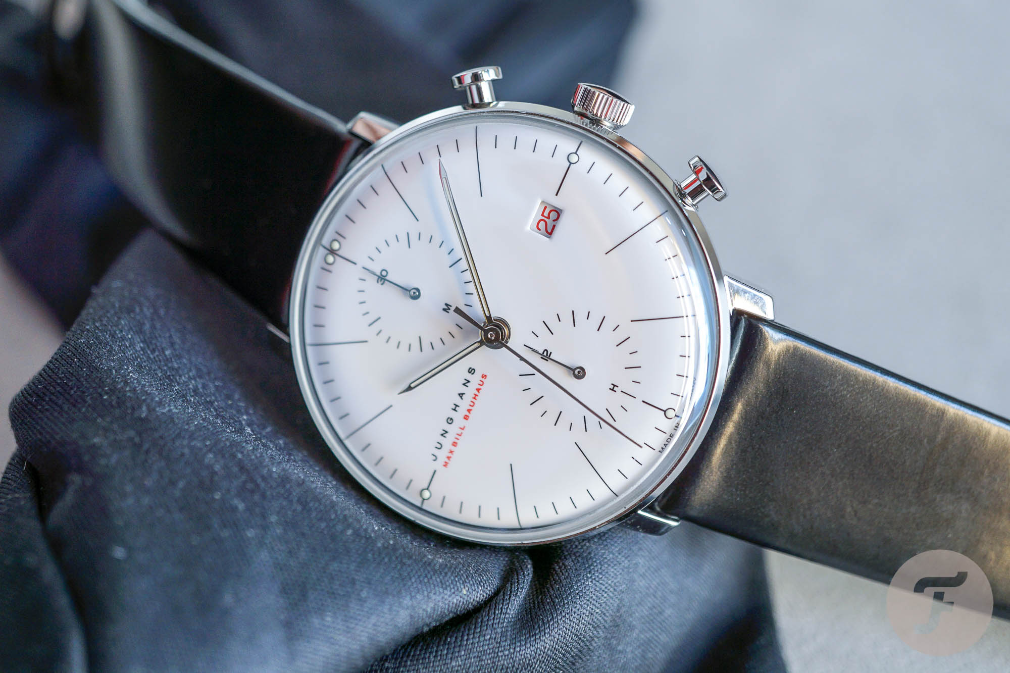 Max Bill Automatic Junghans Max Bill 100 Jahre Bauhaus Editions From Baselworld 2019