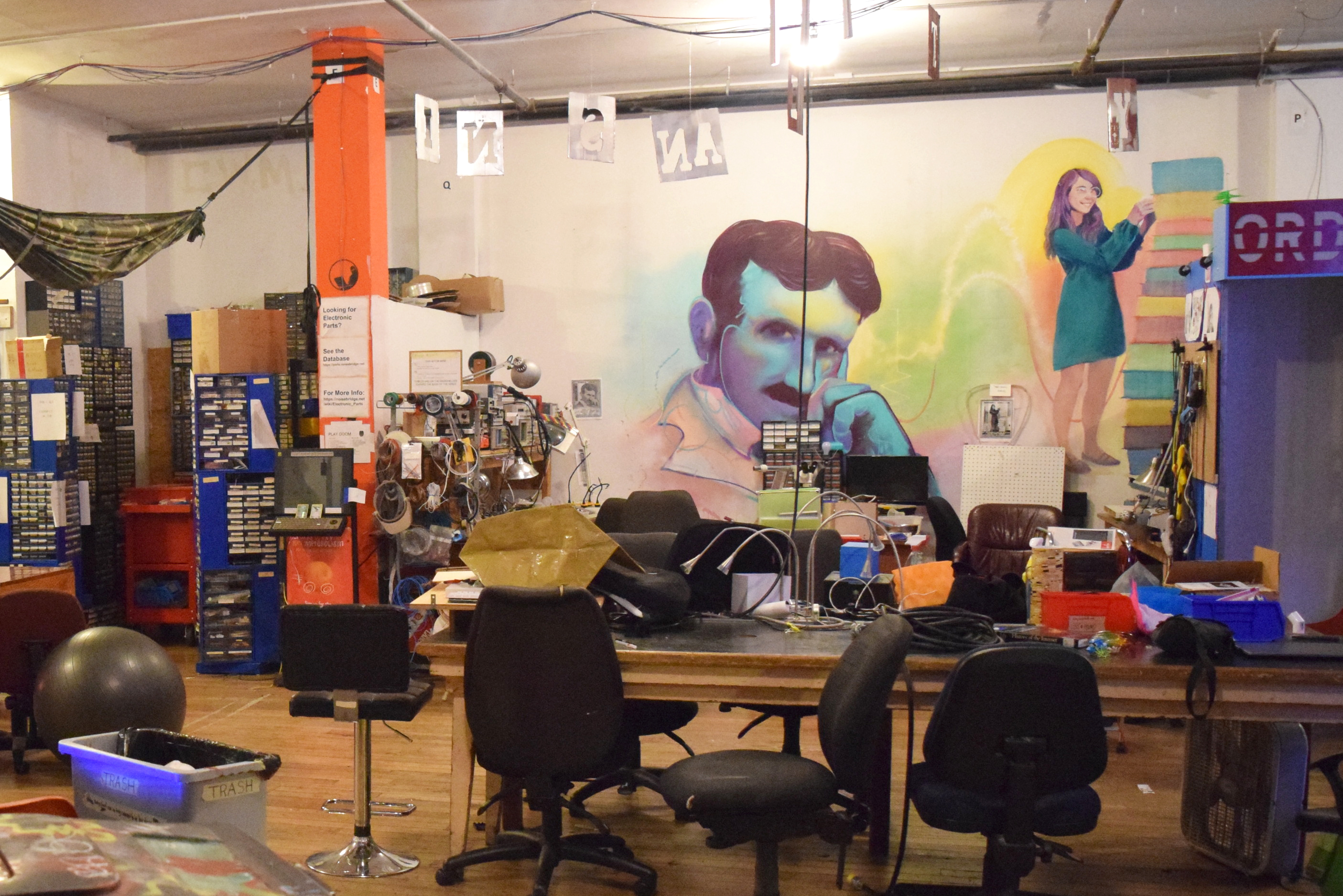 Meet: Noisebridge