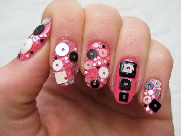 20 Best Nail Art Designs For School Girls Freakifycom