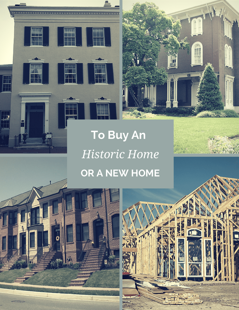 Historic District Houses Retain Their Value