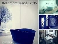Bathroom Design Trends 2015