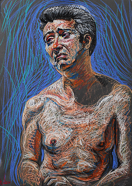 Weeping, 2009, by Fred Hatt