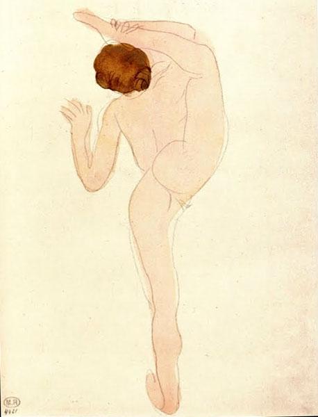 Psyche, c. 1900, by Auguste Rodin