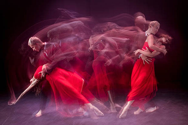 The Red Mistress, 2012, photo by Benjamin Von Wong