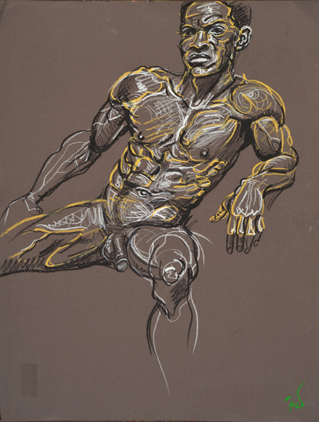 Cl Physique, final version, 2012, by Fred Hatt