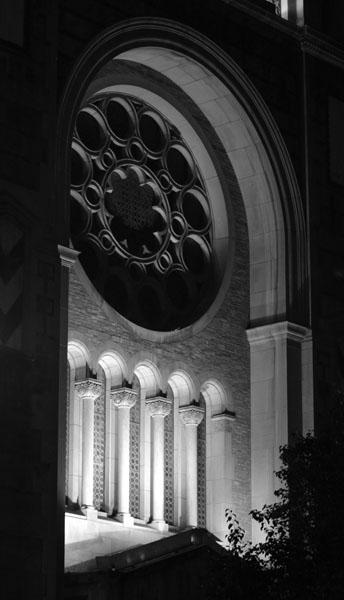 Neo-Romanesque, 2012, photo by Fred Hatt