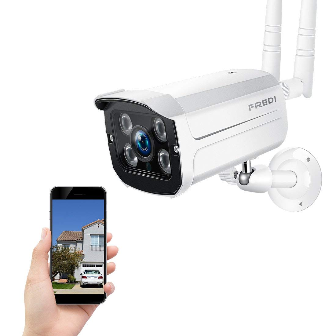 Camera De Surveillance Sans Fil Exterieur Professionnel Wifi Camera Amazon Fredi