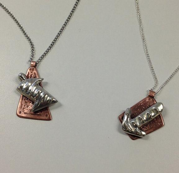 Fred Kaems pendants 2