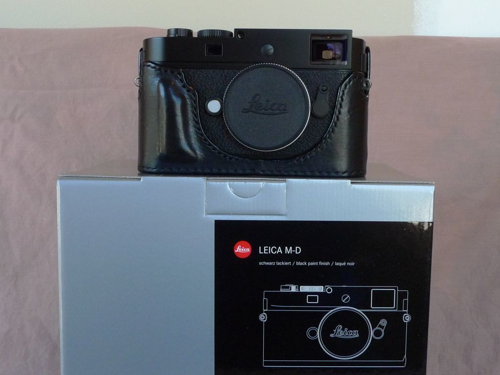 Arte Di Mano Half Case Sold Leica M D 262 With Arte De Mano Half Case Fm Forums