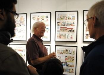 Don Rosa serietecknare, Seriefrämjandet Malmö