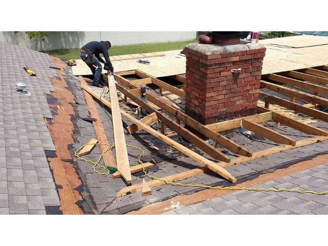 Roofing, Roof Repairs, Gutter Guards ECONO-ROOF - Construction