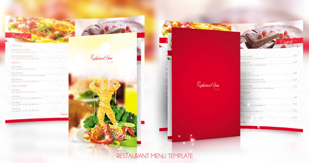 72 + FREE  PREMIUM RESTAURANT TEMPLATES SUITABLE FOR PROFESSIONAL