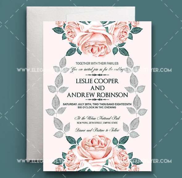 60+ Free Must Have Wedding Templates for designers! Free PSD Templates
