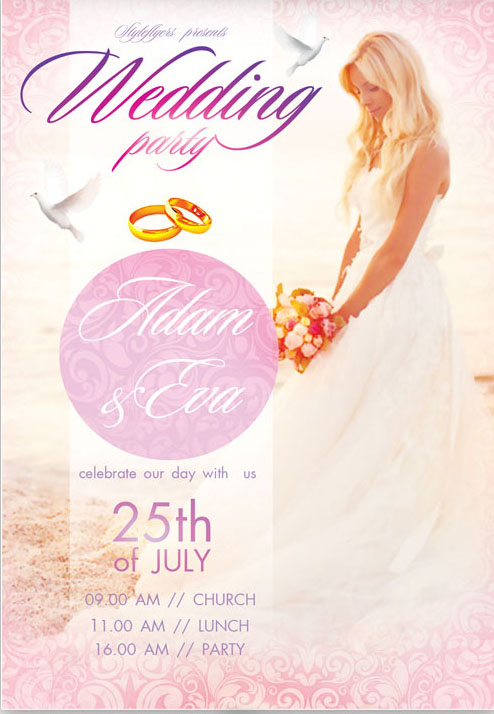 75+ Free Must Have Wedding Templates for designers  Premium Version