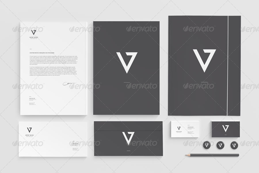 55+ Free Branding Identity Mockups to be modern and creative! Free