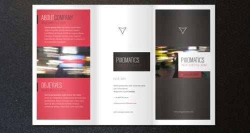 93+ Premium and Free PSD Tri-Fold  Bi-Fold Brochures Templates for