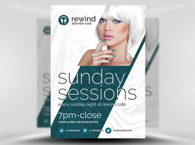 60+ Free Flyer Templates in PSD - Download and Customize Free PSD