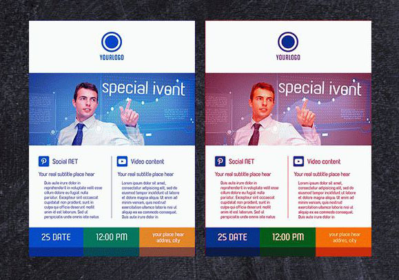 50+ FREE  PREMIUM PSD BUSINESS FLYERS + BROCHURES TEMPLATES! Free