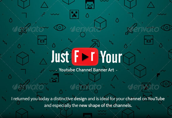 31+PREMIUM  FREE PSD YOUTUBE CHANNEL BANNERS FOR THE BEST CREATIVE
