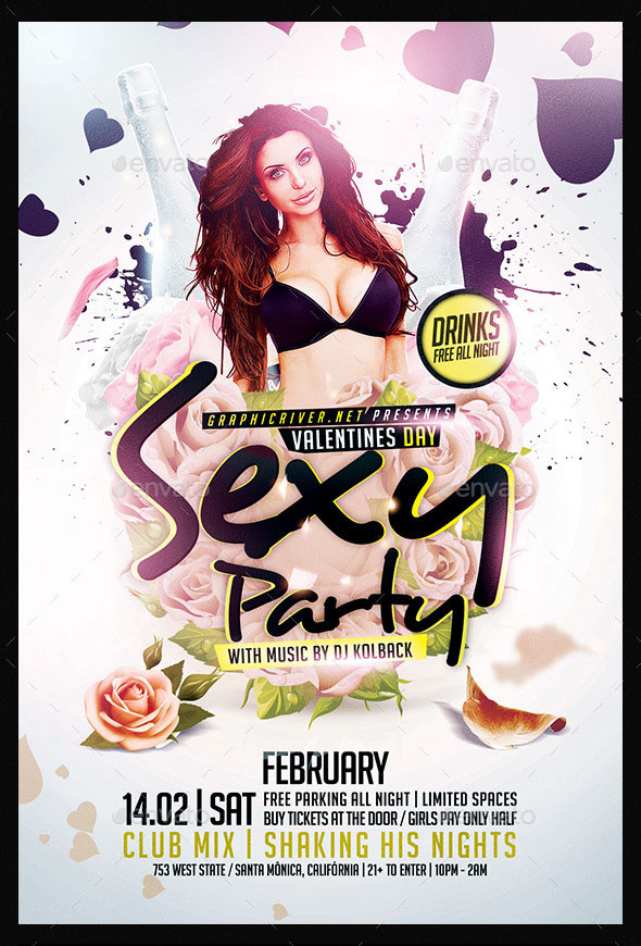 50+PREMIUM  FREE PSD FLYER TEMPLATES FOR PROMOTIN PARTIES AND