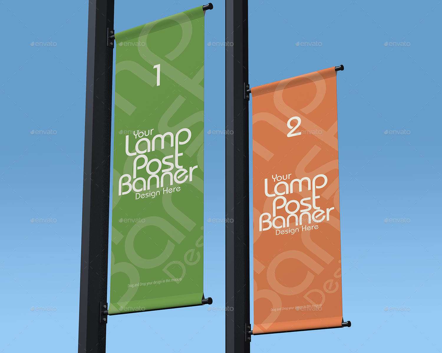 30 Free Psd Billboard Banner Mockups For Creating The