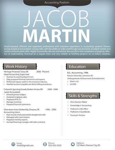 Free Resume Templates - Download Microsoft Word Resumes Samples - Resumes Templates Download
