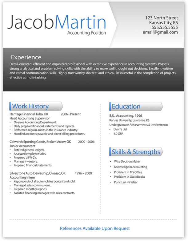 cover letter template free open office