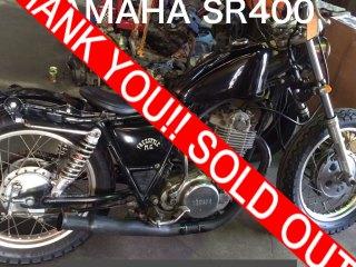 SR400 268,000円