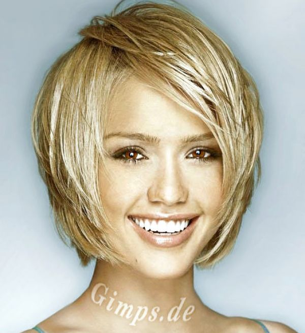 Short Haircuts For Women Over