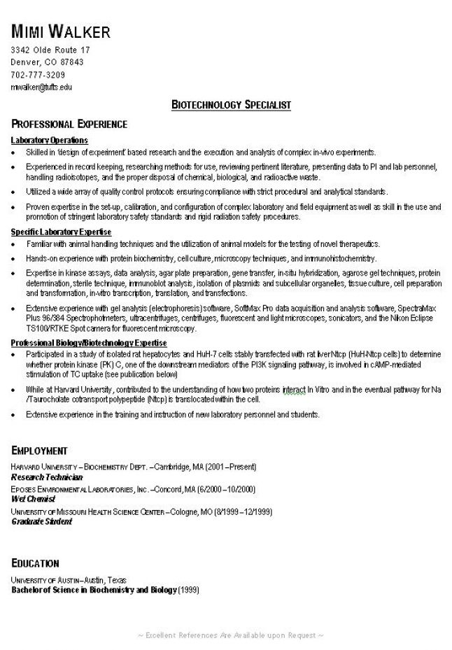 examples for a resume. good resume examples good sample 1 larger ... - Good Resume Examples