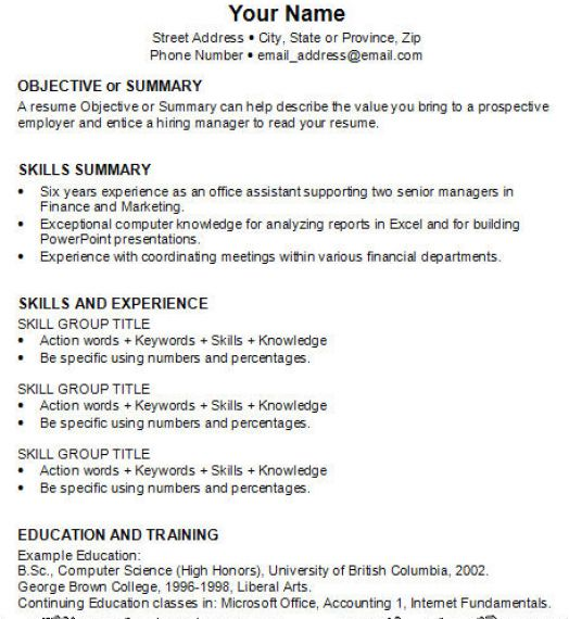 Charming How To Write A Student Resume For How To Make The Best Resume