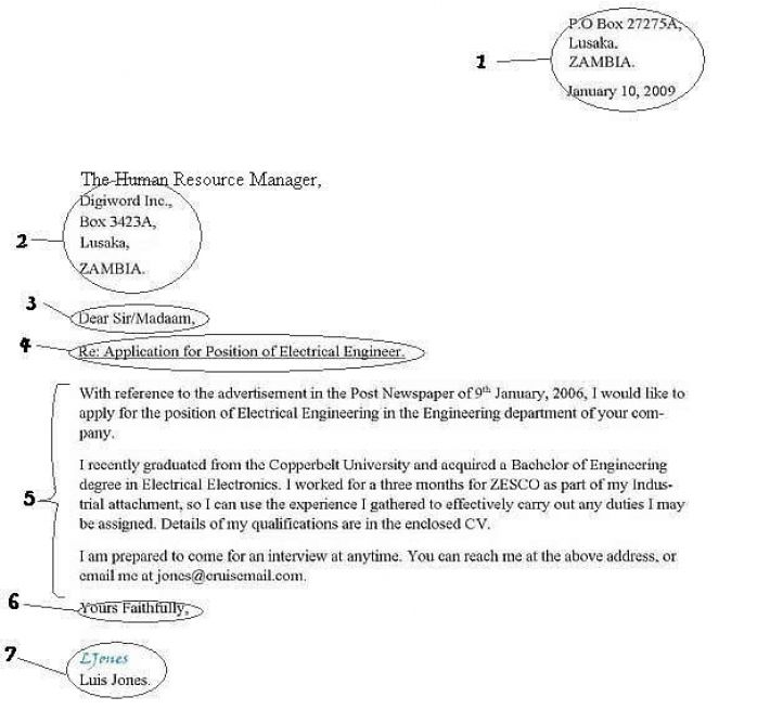 example essay of formal letter complaint – Sample Proper Letter Format