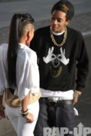 Wiz Khalifa Roll Up Music Video Pictures