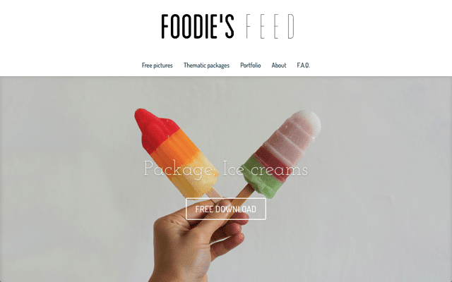 29. Foodie's Feed