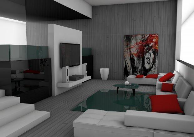 Furniture 3D Models - Free 3D Furniture download - free living room furniture