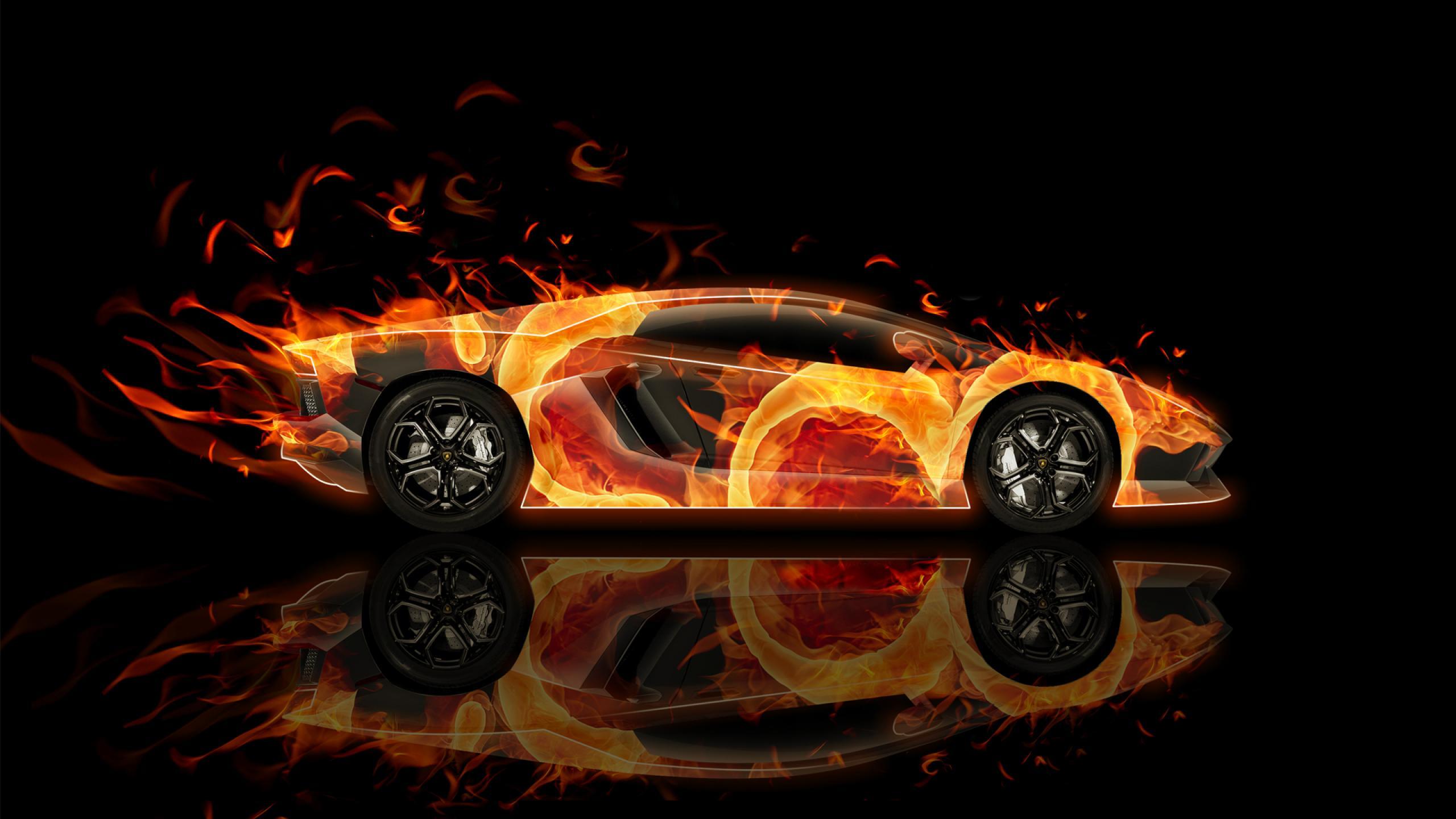 400 800 Hd Wallpaper Lamborghini Aventador Fire Hd Wallpaper