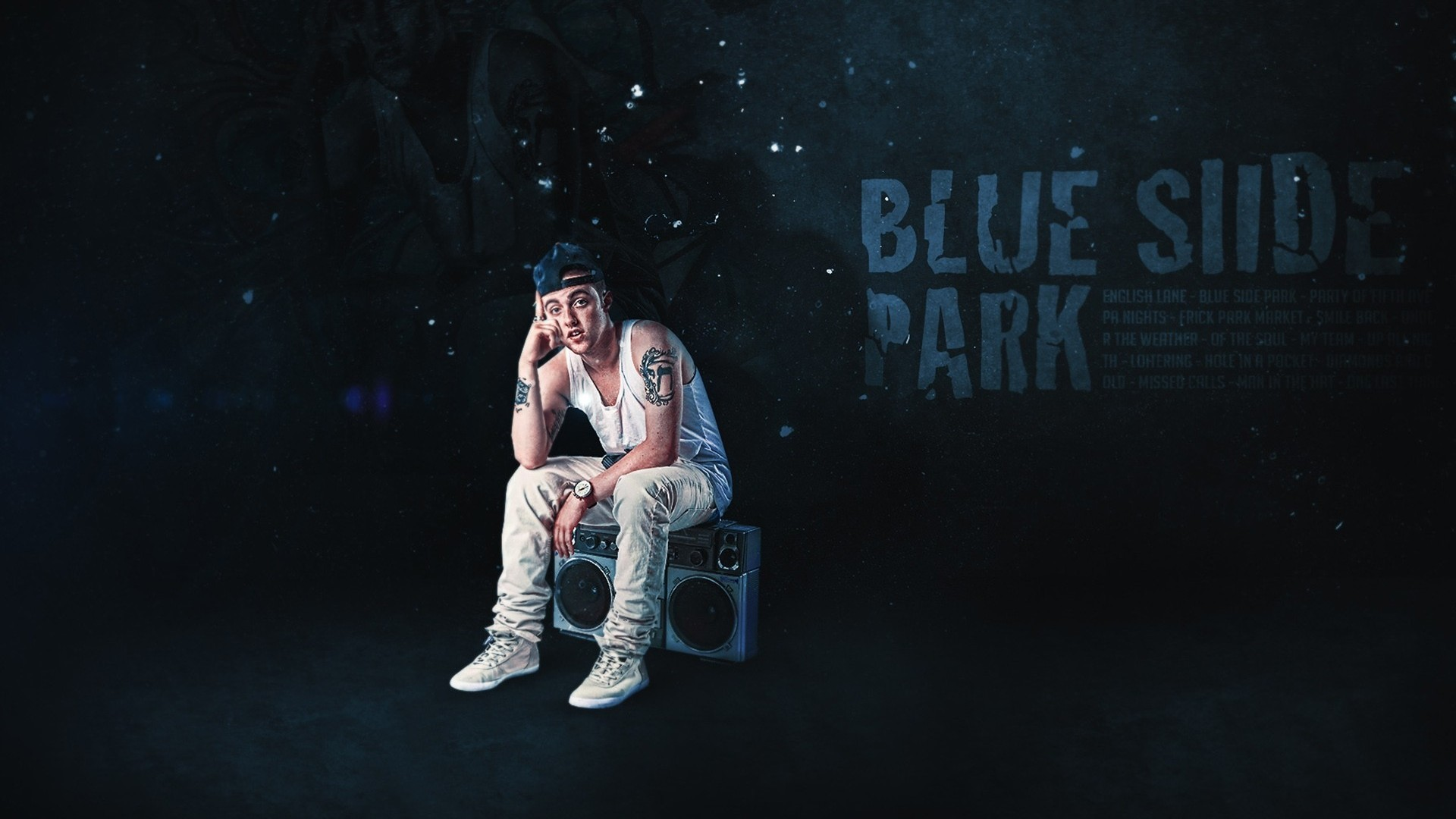 Samsung Galaxy S3 Wallpaper Quotes Mac Miller Hip Hop Singer Hd Wallpaper