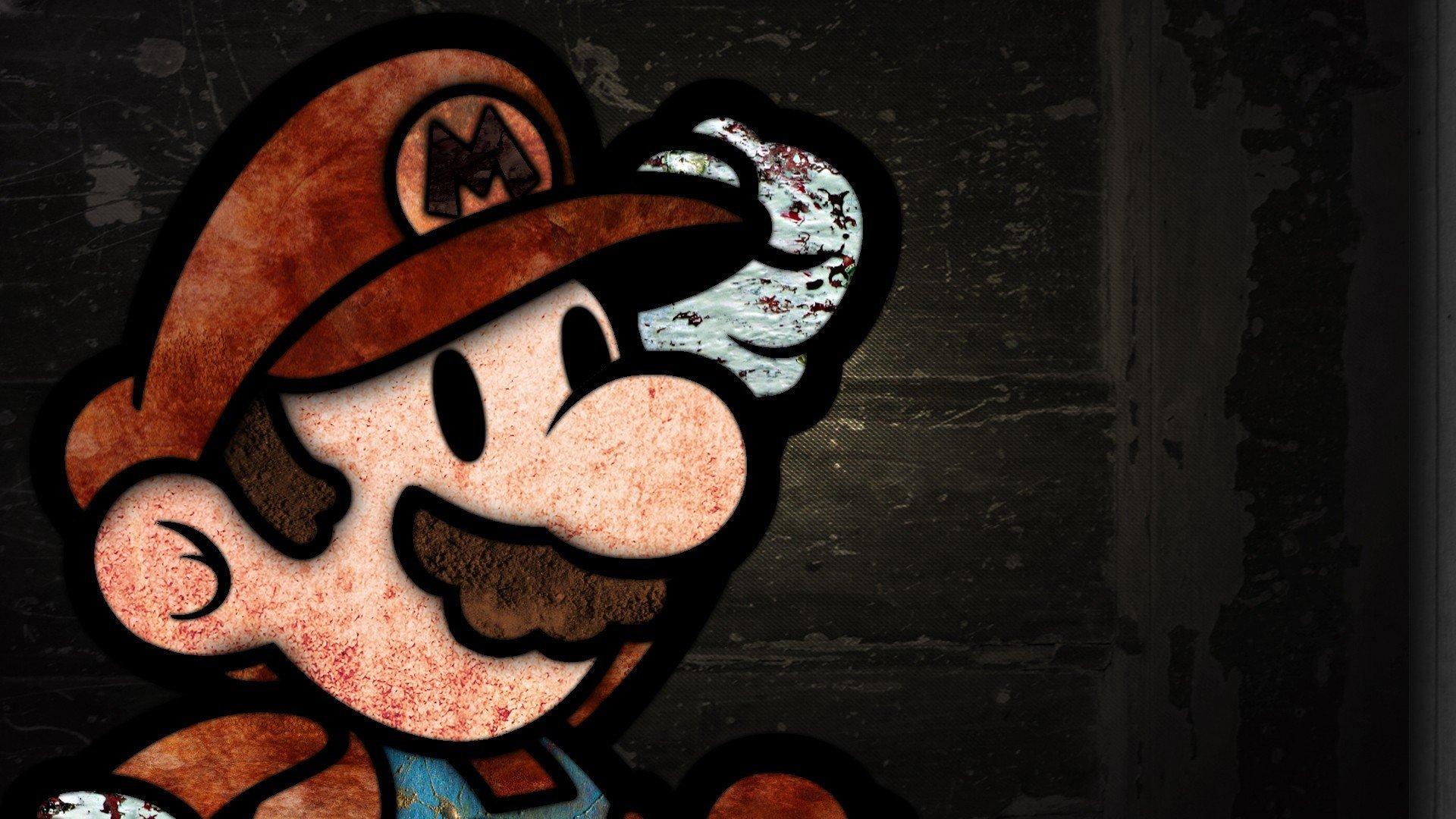 Resolution Wallpaper Hd Mario Hd Wallpaper