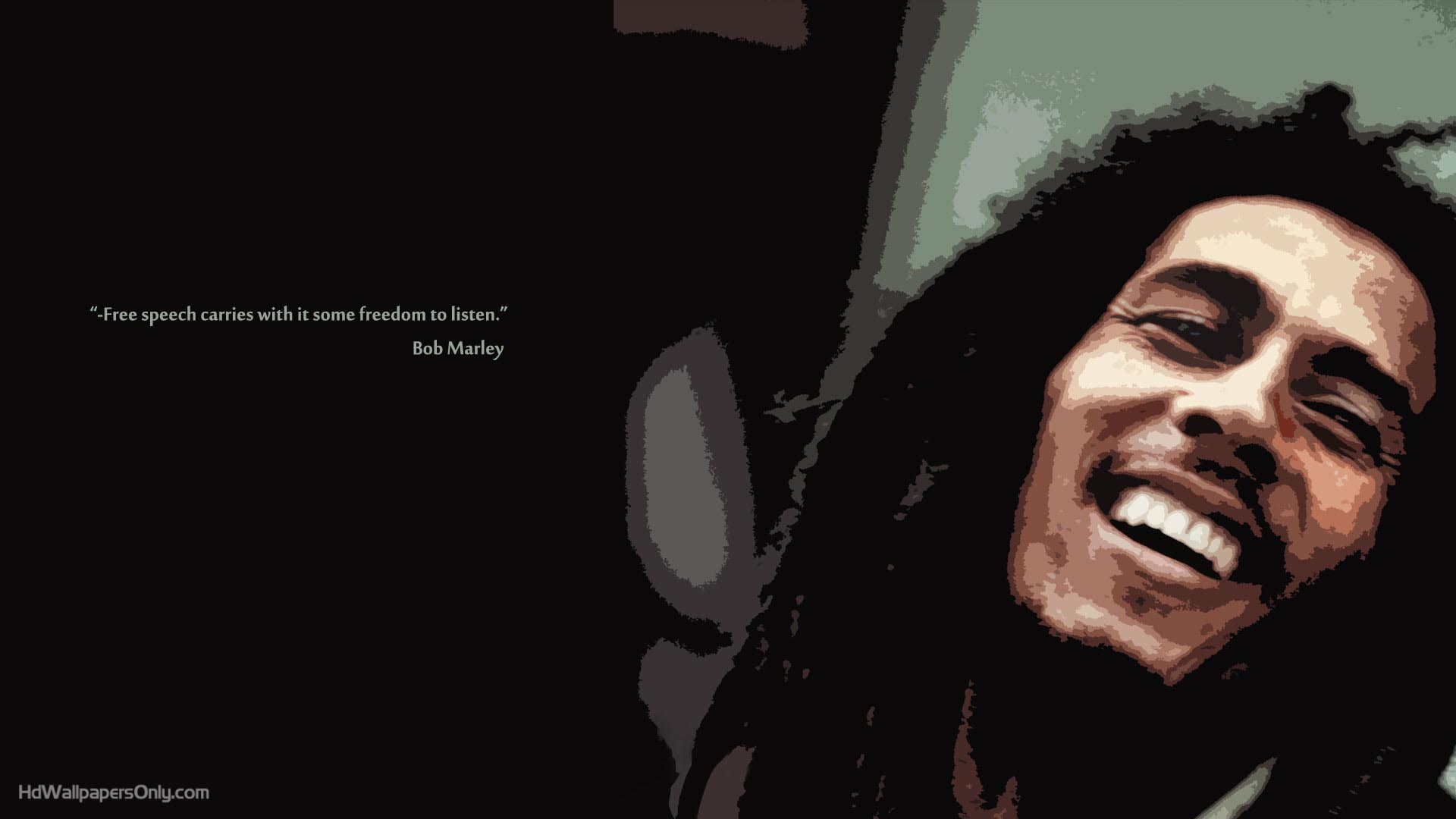 Bioshock Infinite Wallpaper Quote Bob Marley Hd S 1080p Hd Wallpaper