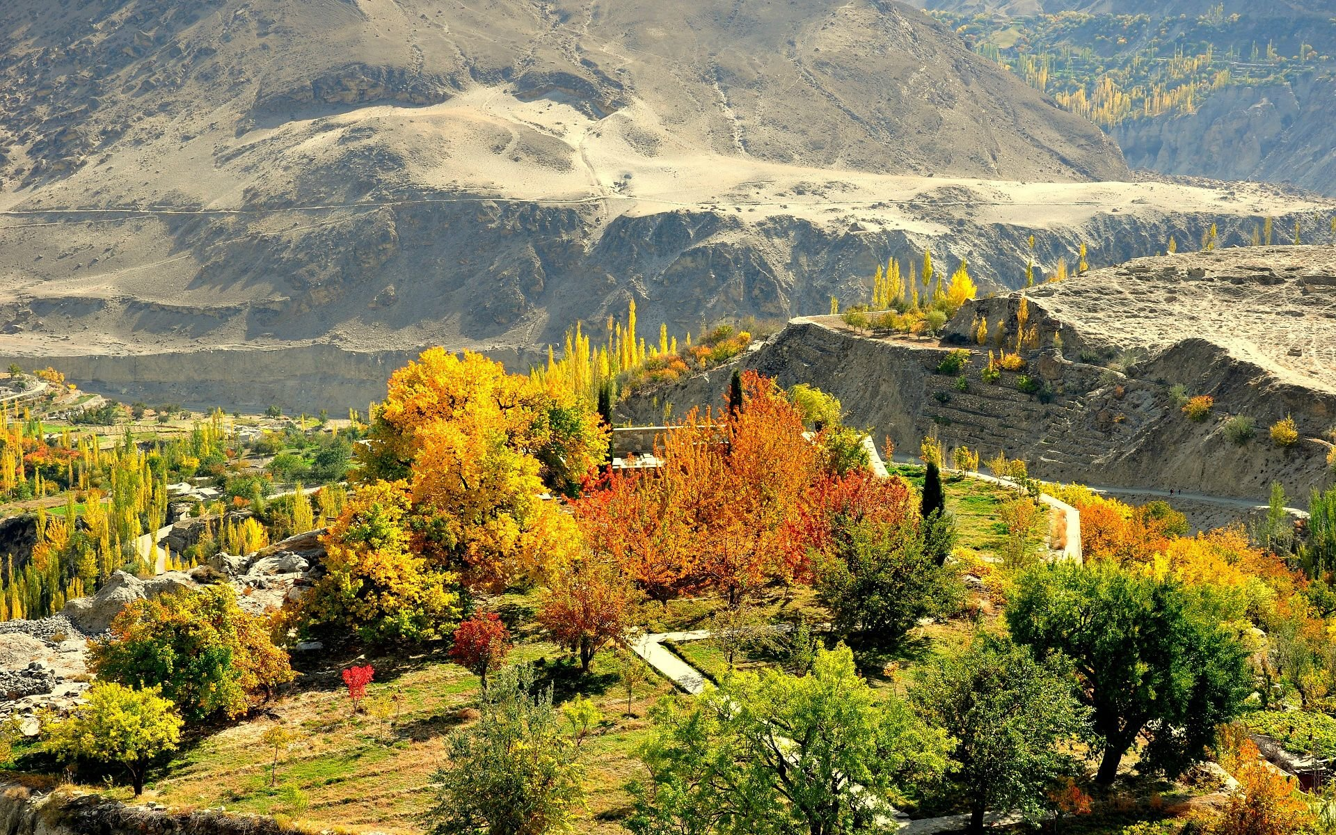 Free Wallpaper For Iphone 5s Hunza Valley Northern Pakistan Hd Wallpaper