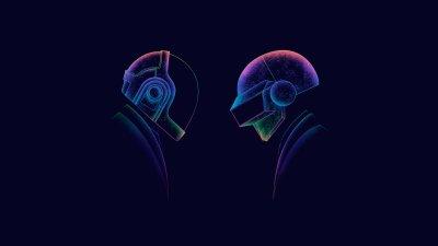 Daft Punk 18003 HD wallpaper