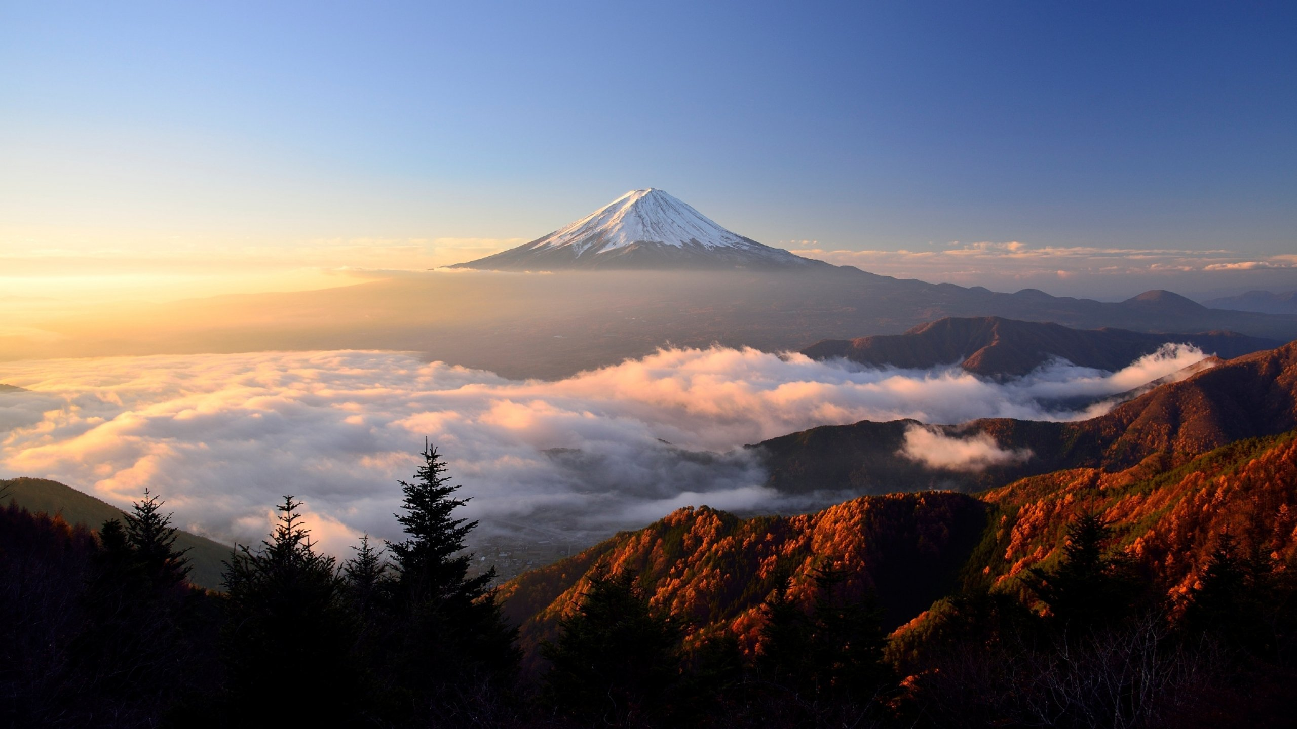 Mount Fuji Wallpaper Iphone Mount Fuji Hd Wallpaper