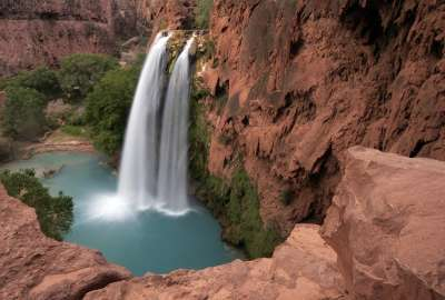 Havasu Falls Iphone 6 Wallpaper Vintage Fall 4k Wallpaper