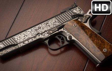 Biker Wallpaper Quotes Guns Wallpaper Hd New Tab Gun Weapon Themes Free Addons