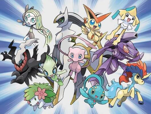 Legends Of The Fall Wallpaper The Ultimate List Of Legendary Pokemon And Where To Find Them